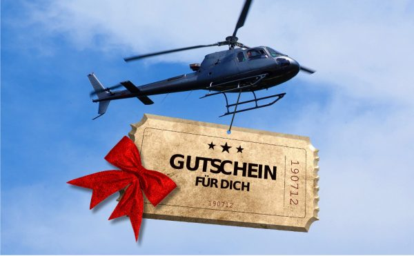 Geschenkgutsein Hubschrauber Standard