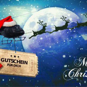 Geschenkgutsein Hubschrauber Weihnachten