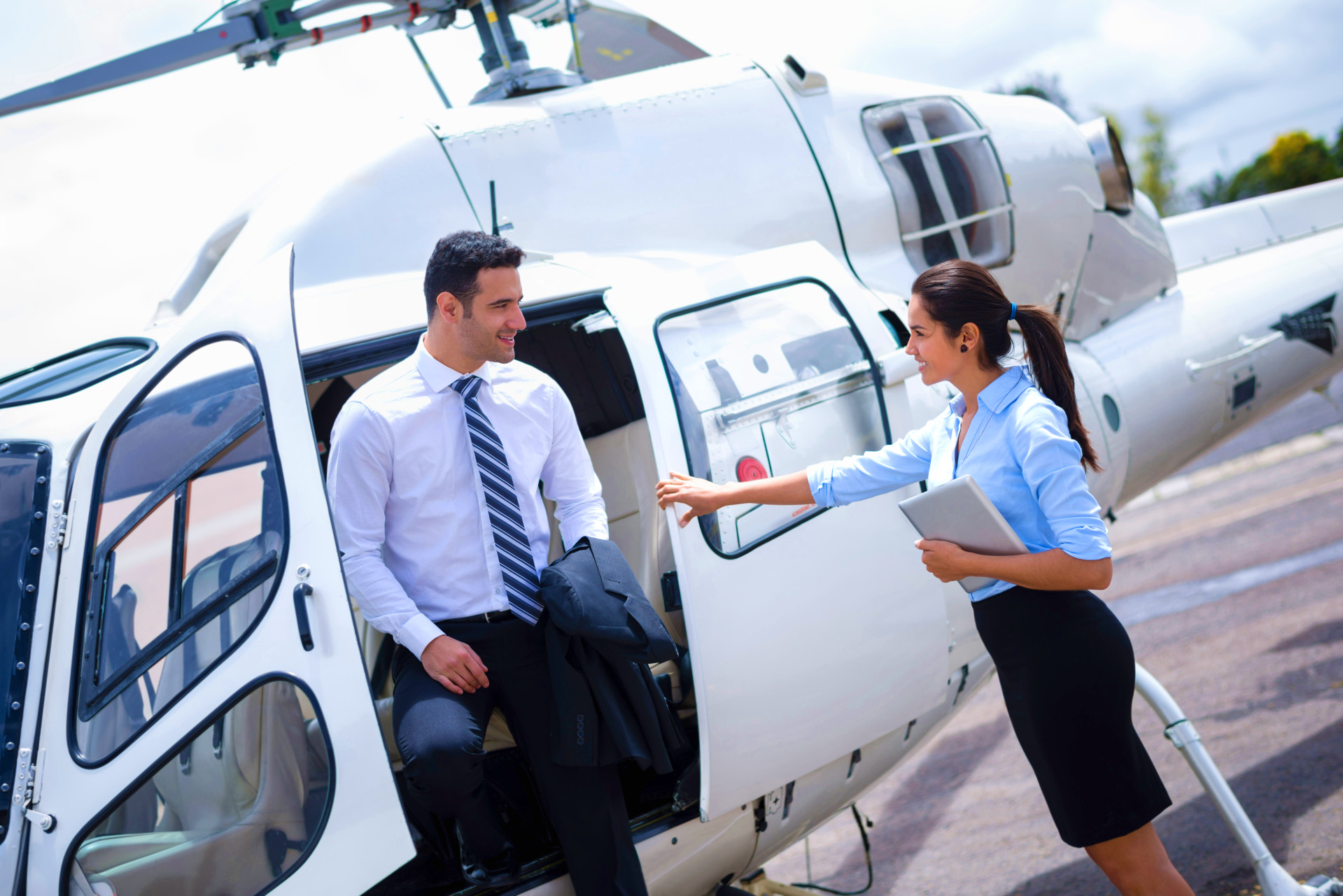 FreeSky Helicopter - Vorteile Helikopter Reisen