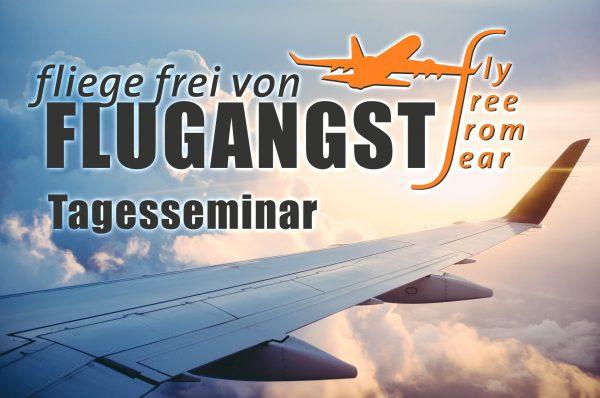 Flugangst Seminar - Fliege frei von Flugangst