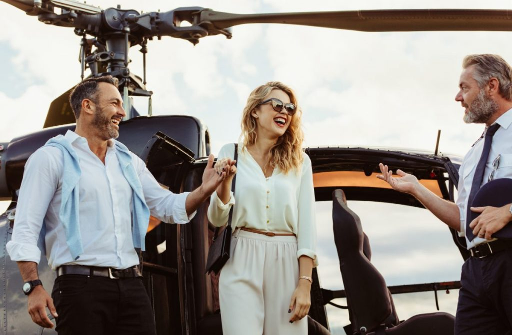 Flugangst Seminar - Fliege frei von Flugangst - Warum Helikopter