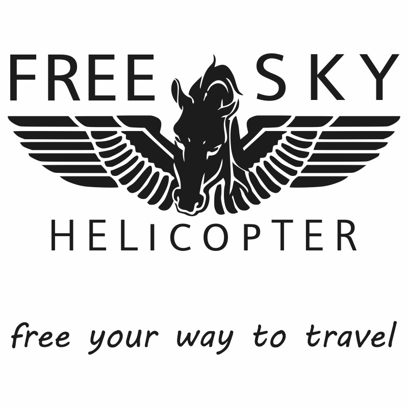 FreeSky Helicopter - free your way to travel